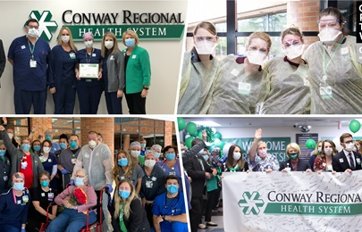 Conway Regional Health System Earns 2021 Great Place to Work Certification™